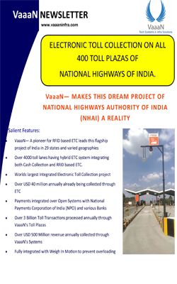 IHMCL ETC Project (August 2017)