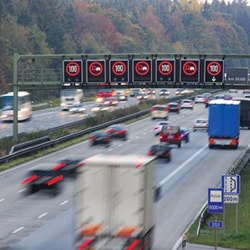 Integrated traffic Management System